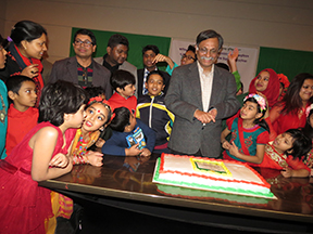 03_Cake for Bangabandhu's Birthday