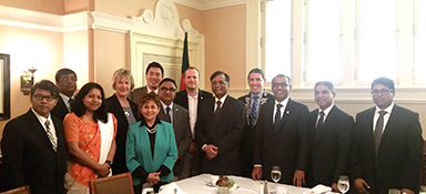 Bangladesh High Commission Ottawa 1